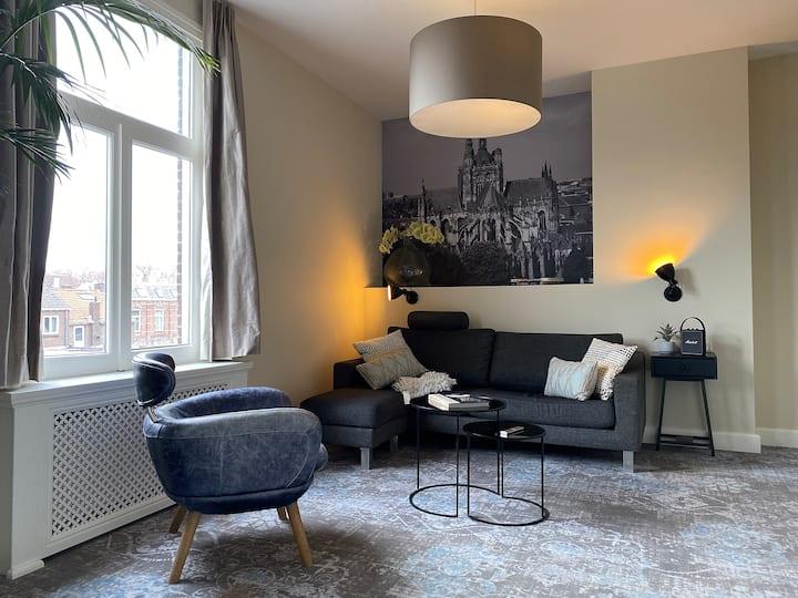 Gorgeous boutique apartment in city centre