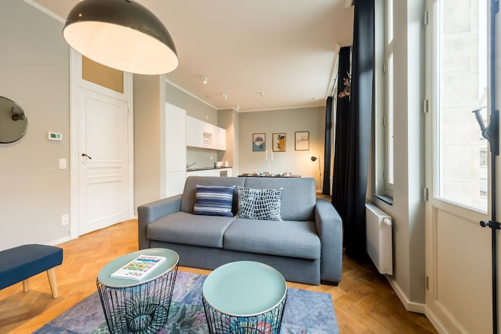 Smartflats Grand-Place 503 - 1Bed - Center - Bruxelles - Apartment