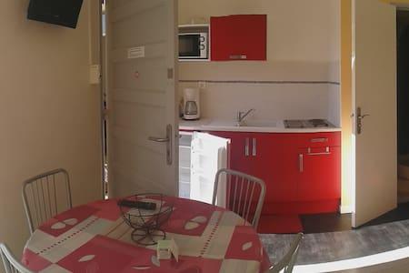 Jolie studio meublé face aux thermes - Studio N°5 - Amélie-les-Bains-Palalda