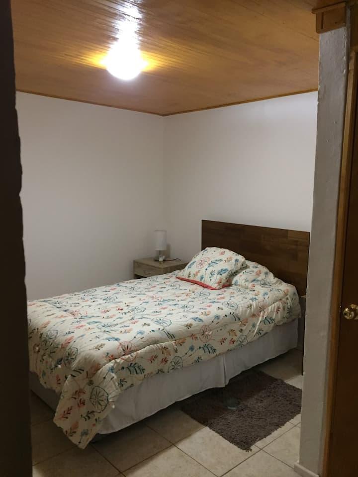 Alojamiento en el Centro de Copiapó