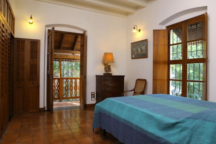 Shubham - a home in the French heritage town