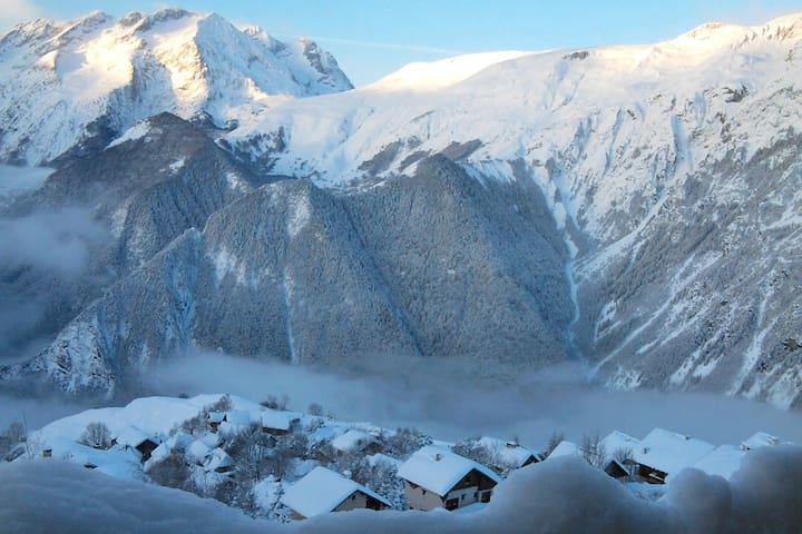 Appartement Domaine Alpes d'huez pour 4 personnes