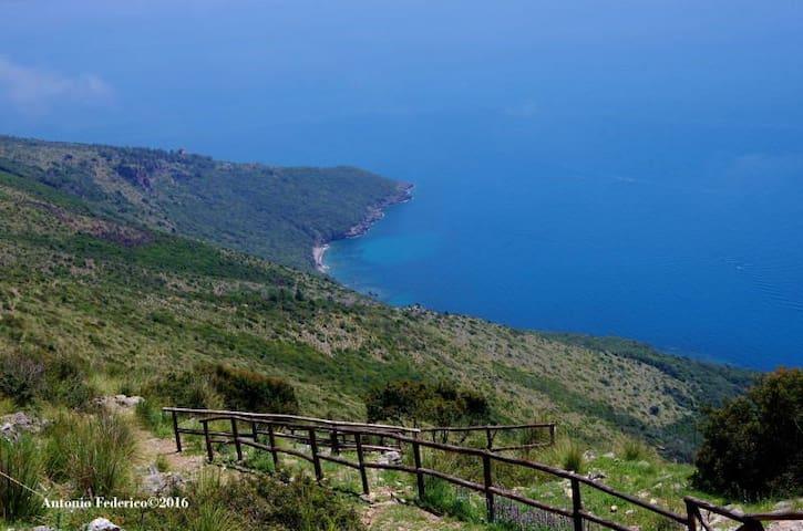 Bellissima terrazza vista mare!