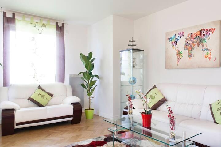 Bel appartement proche Versailles et Paris
