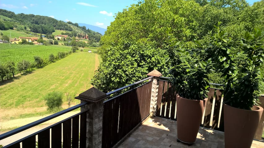 Cozy Room in the Nature of Tuscany - Bucine - Leilighet