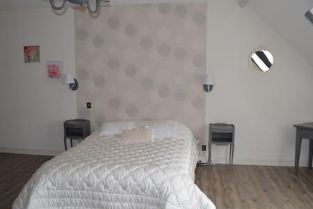 Chambre dans belle maison Dompierre/Besbre - Dompierre-sur-Besbre - Talo