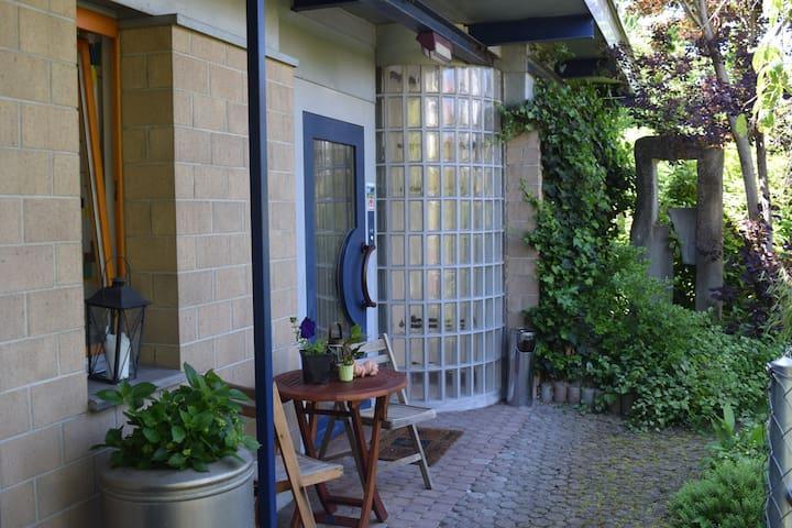 Ruhige Oase im Herz von Weinfelden1 - Weinfelden - House