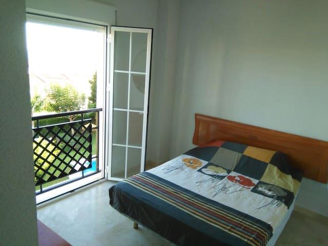 Habitacion con baño doble - Benalmádena - Bed & Breakfast