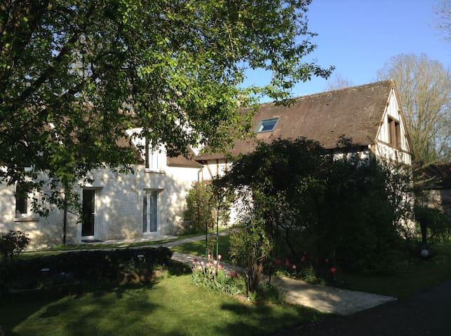 Maison de la rivière - Varennes-Jarcy