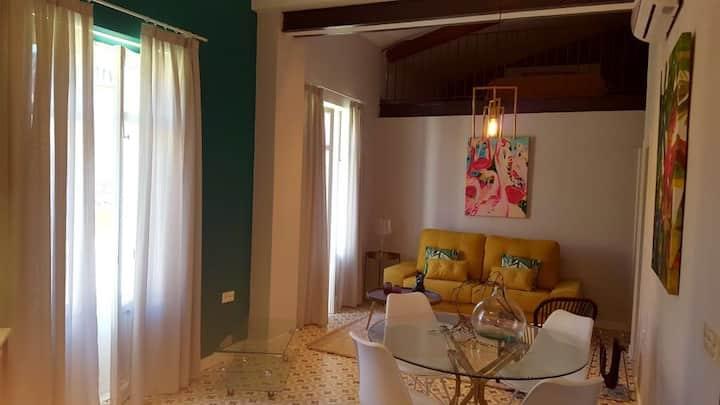 Bonito apartamento en centro Lorca + aparcamiento