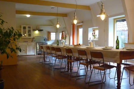 18 p. accommodatie Onze Boerderij - Hus