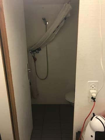 Nice 1 room appartement in Center - Zurique - Apartamento