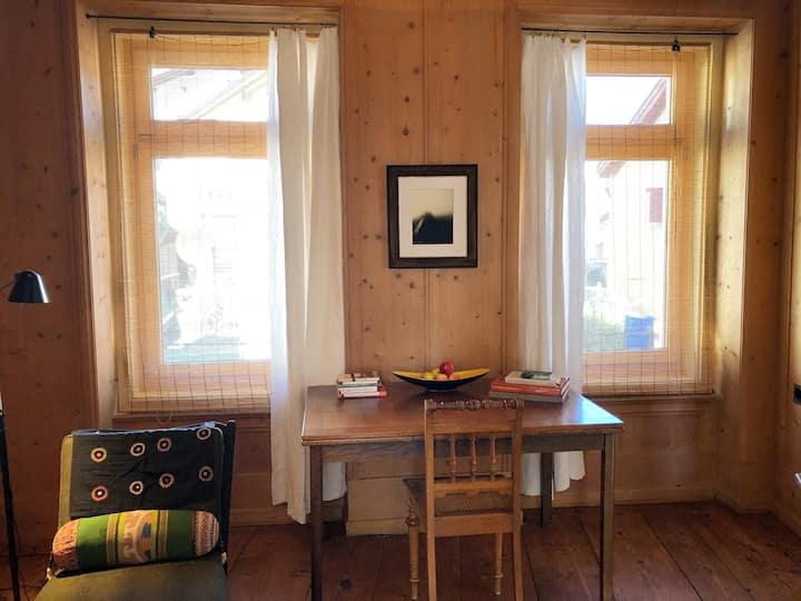 Le tre Stanze - Room #1