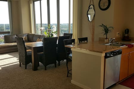 Amazing 1B&B in reston town center. - Reston - Apartamento