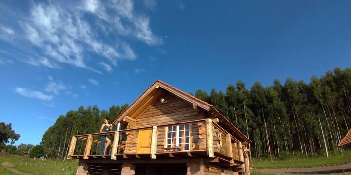 Wild Cabins - Carcará - Morro do Vento