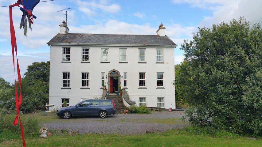Ballinalack House - Ballinalack - Casa