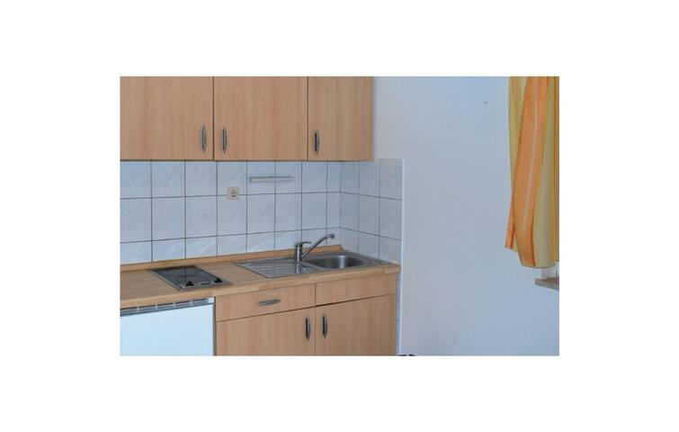 Holiday apartment with 1 bedroom on 41m² in Poljica