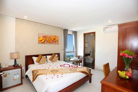 Sweet room with sea view