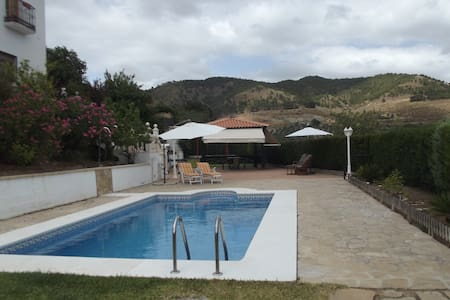 Exteremely private, high quality villa with pool - Villa