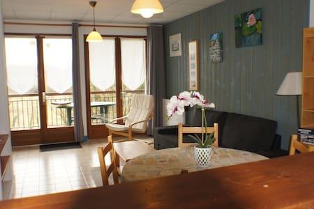 appartement au bord du lac de chalain - Marigny - Departamento