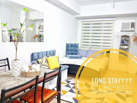 Sophia's Haven. Cozy 23 sqm unit in Mplace, QC