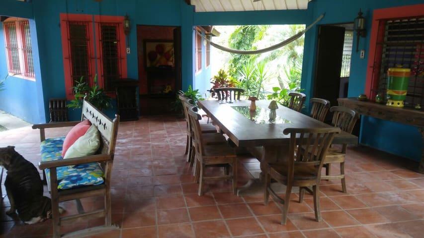 Casa Villa linda, Amplia con todas las Comodidades