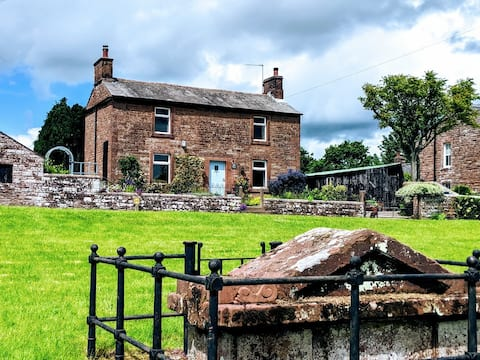 Fell View is a charming old traditional Cumbrian cottage set in a pictures peaceful village, in the Eden Valley.