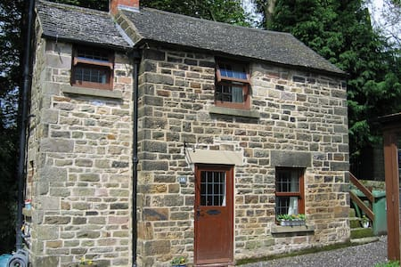 Halcyon Cottage, self-catering hols - Crich