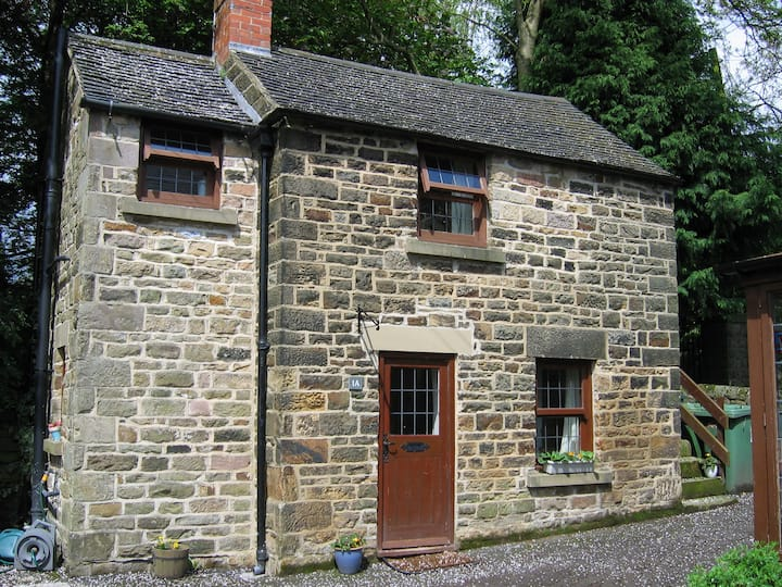Halcyon Cottage, self-catering hols
