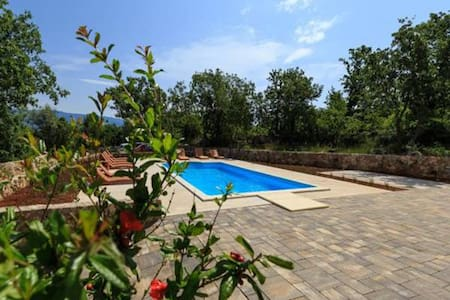 Apartment & swimming pool - n.8 - Šilo