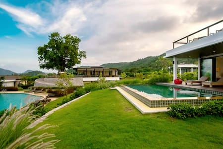 Private Pool Villa - Tambon Nong Kae - Villa