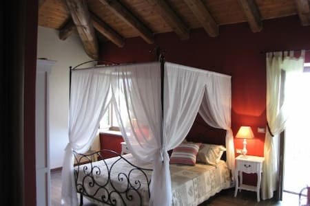 la stanza rossa - Bed & Breakfast