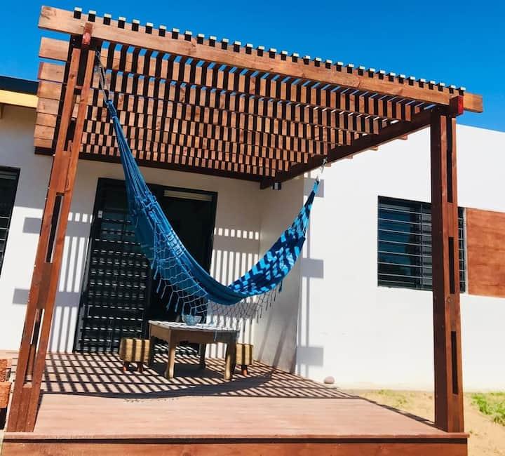 HOP, hermosa casa entre las sierras y el mar!!!