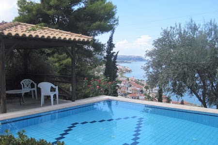 House - 300 m from the beach - Derveni - Haus