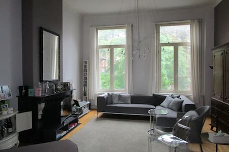 Cosy place in the centre of trendy Antwerp - Apartment