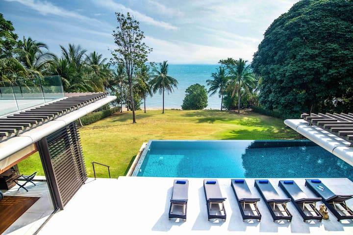 4Bdr Villa At Como Point Yamu area ❅  Sea View ❅