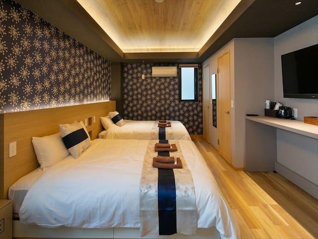 Cozy hotel in Ikebukuro! Near Sunshine City, Max4
