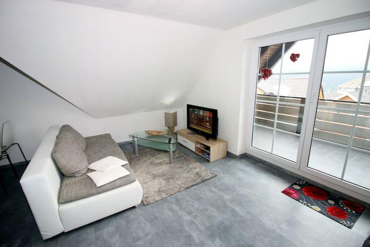 GERMINA Apart - Oberhof - GERMINA Apart 3.2 für max. 3 Personen inkl. WLAN - Oberhof - Appartement