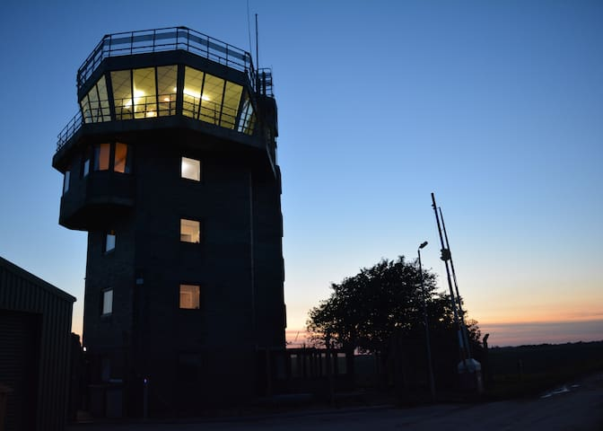 The Tower RAF Wainfleet