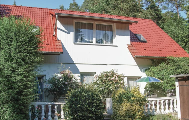 Holiday apartment with 1 room on 26m² in Liepe