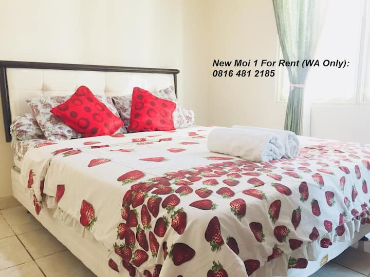 New Moi1 Kelapa Gading Jakarta Utara - WIFI
