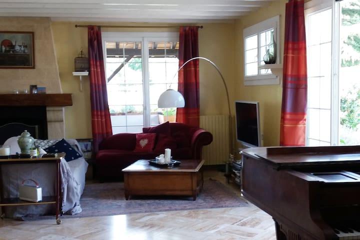 Charmante chambre proche  d'Orly /Paris