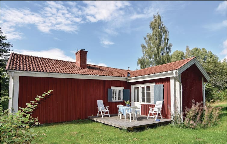 Holiday cottage with 2 bedrooms on 74 m² in Säffle