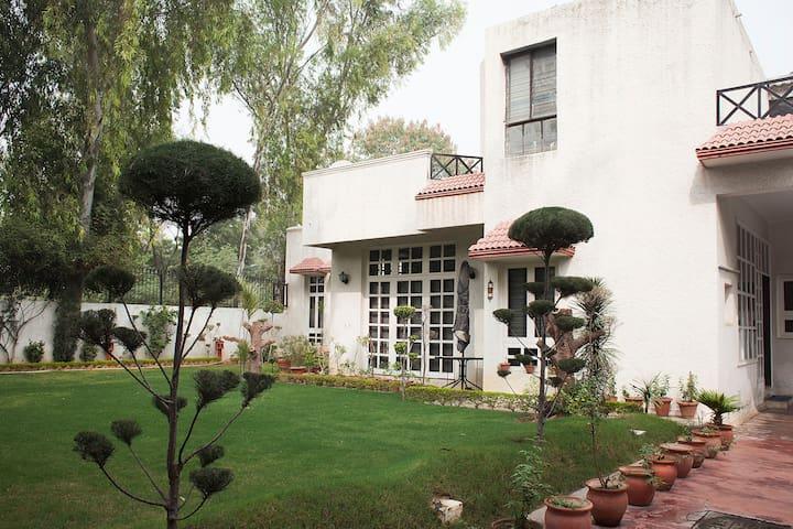 2BHK Luxury Villa Safe & Peaceful