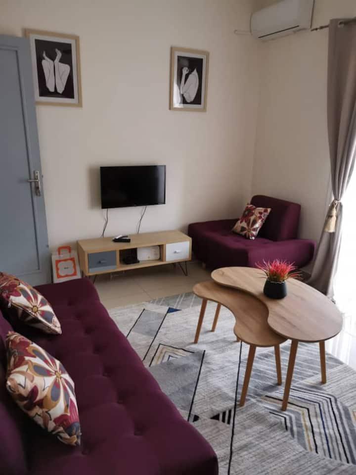 SALY: appartement tranquille, Bienvenue chez vous