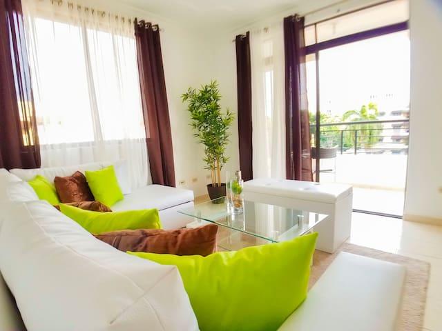 Apartamento Comtemporaneo 3 hab