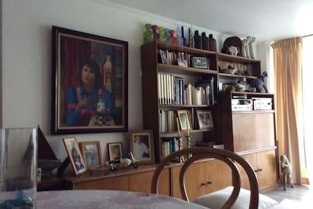 Habitación con baño exclusivo - Las Condes - Apartamento
