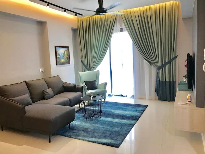 Sam Haj Radia Residence Bukit Jelutong, Shah Alam