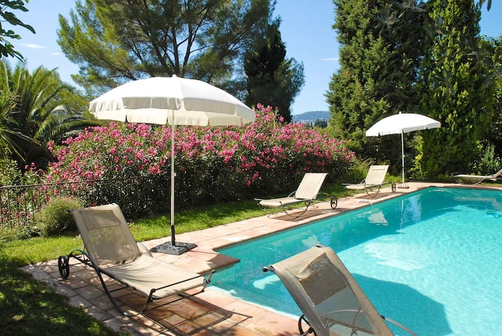 Il Monticello Bed & Breakfast - Junior suite - Grasse - Bed & Breakfast
