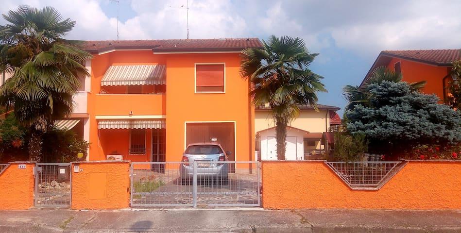 A casa di Roby